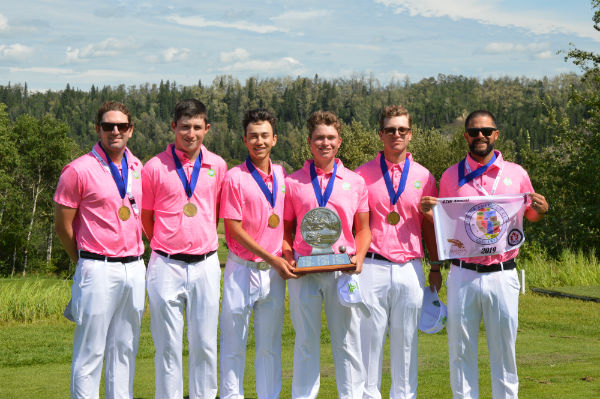 47th Junior Americas Cup Co-Champions B