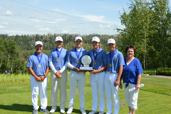 47th Junior Americas Cup Co-Champions