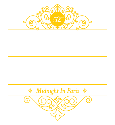 CCF's 52nd Annual Chef's Tasting Logo