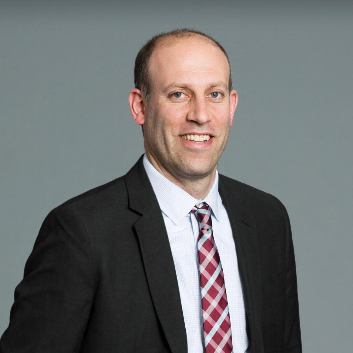 David P Hudesman Headshot