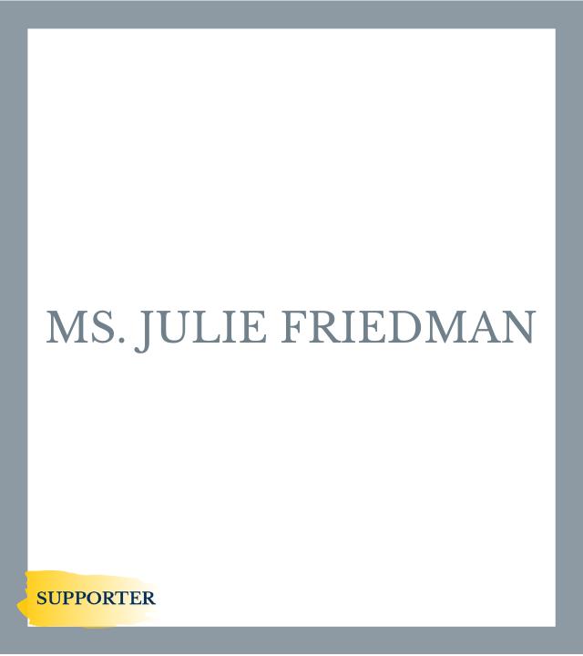 FriedmanSUPPORTER