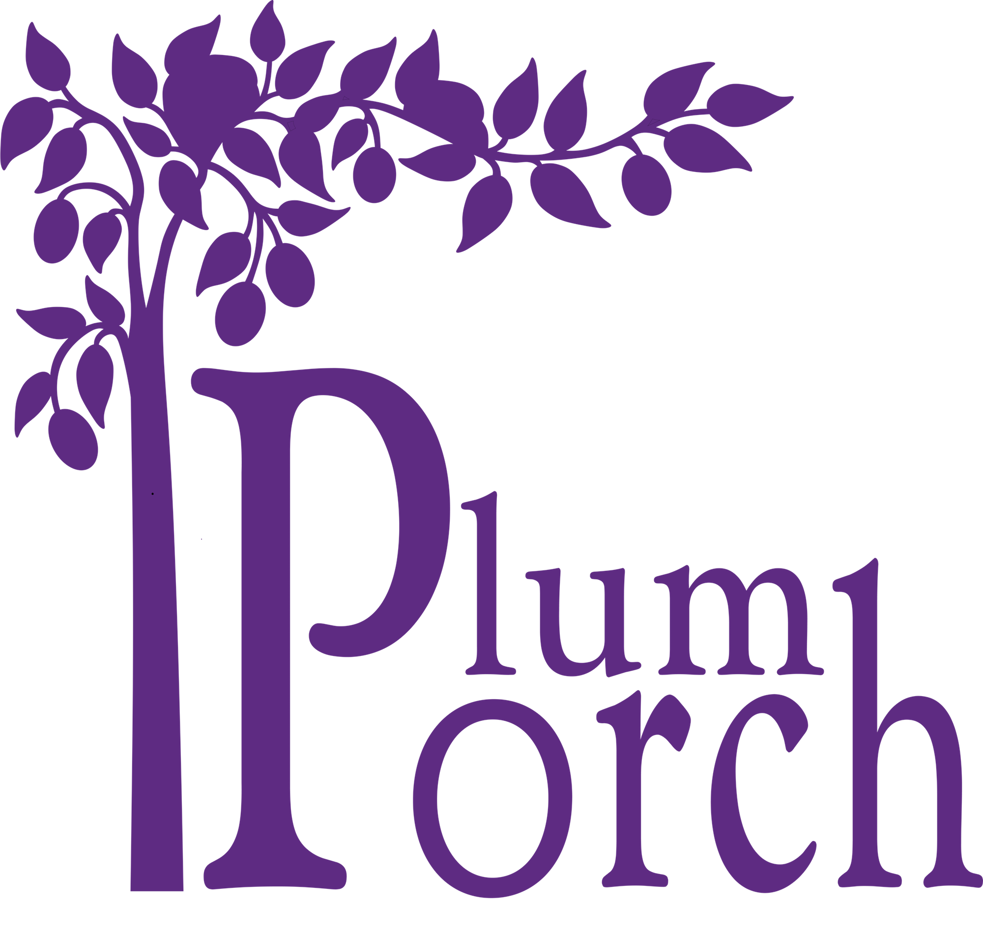 Work at Plum Porch