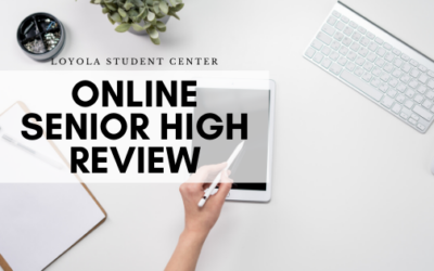 Online Senior High School Review (SrSHR)