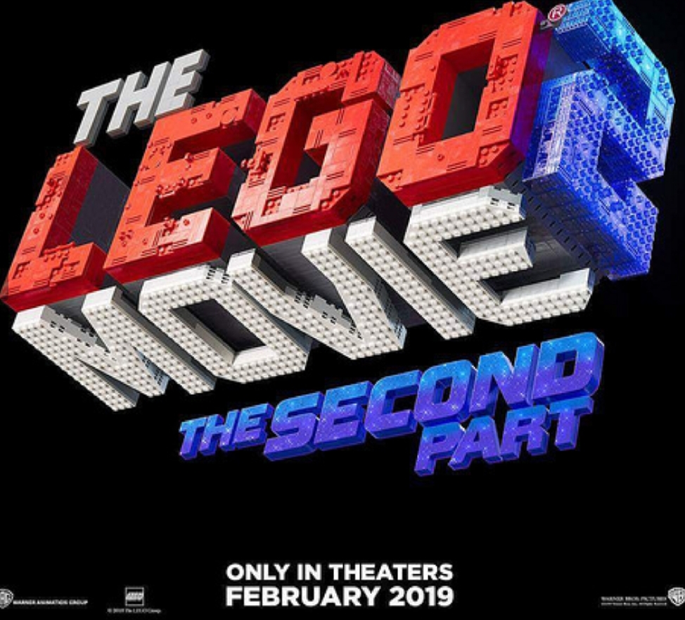 Freeze My Body Until Lego Movie 2 Comes Out