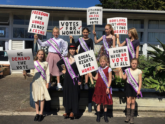 Pros and Cons of Women's Suffrage