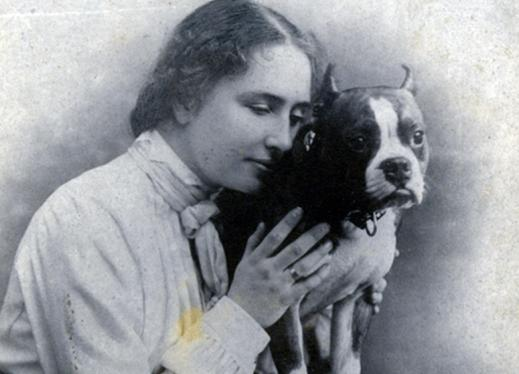 Helen Keller is a FRAUD