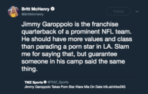 Britt McHenry Brings up Such a Solid Point!!