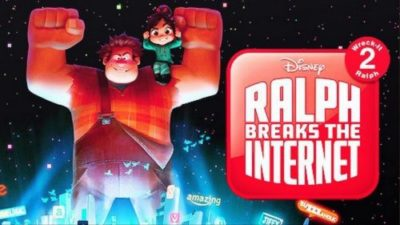 Inject Wreck-It-Ralph 2 into My Veins