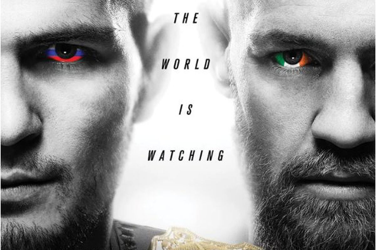 Khabib vs. McGregor Preview: A McGregor Fan POV