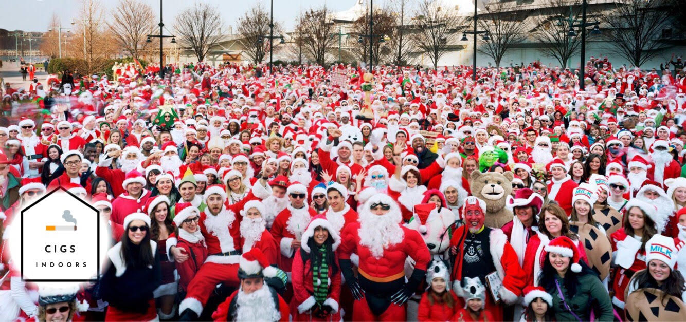 SantaCon: The Biggest Scam of All-Time.