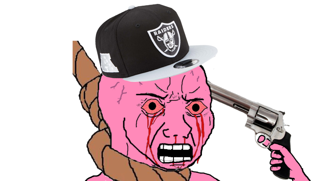 What's Worse Than Being a Raider's Fan?