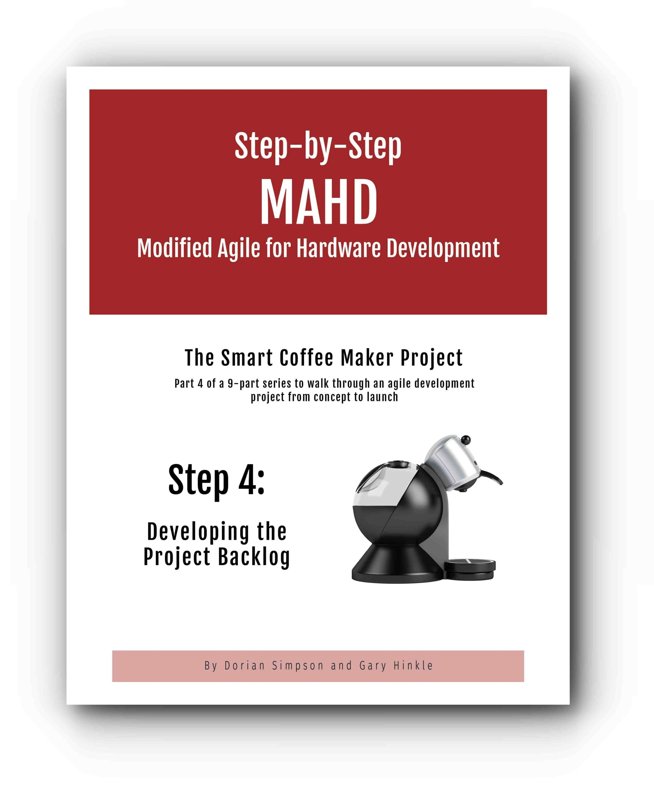 MAHD Step-by-Step Part 4 Building the Backlog_cover_shadow