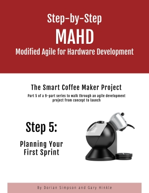 MAHD Step-by-Step Part 5 Planning the First Sprint_Cover_300px