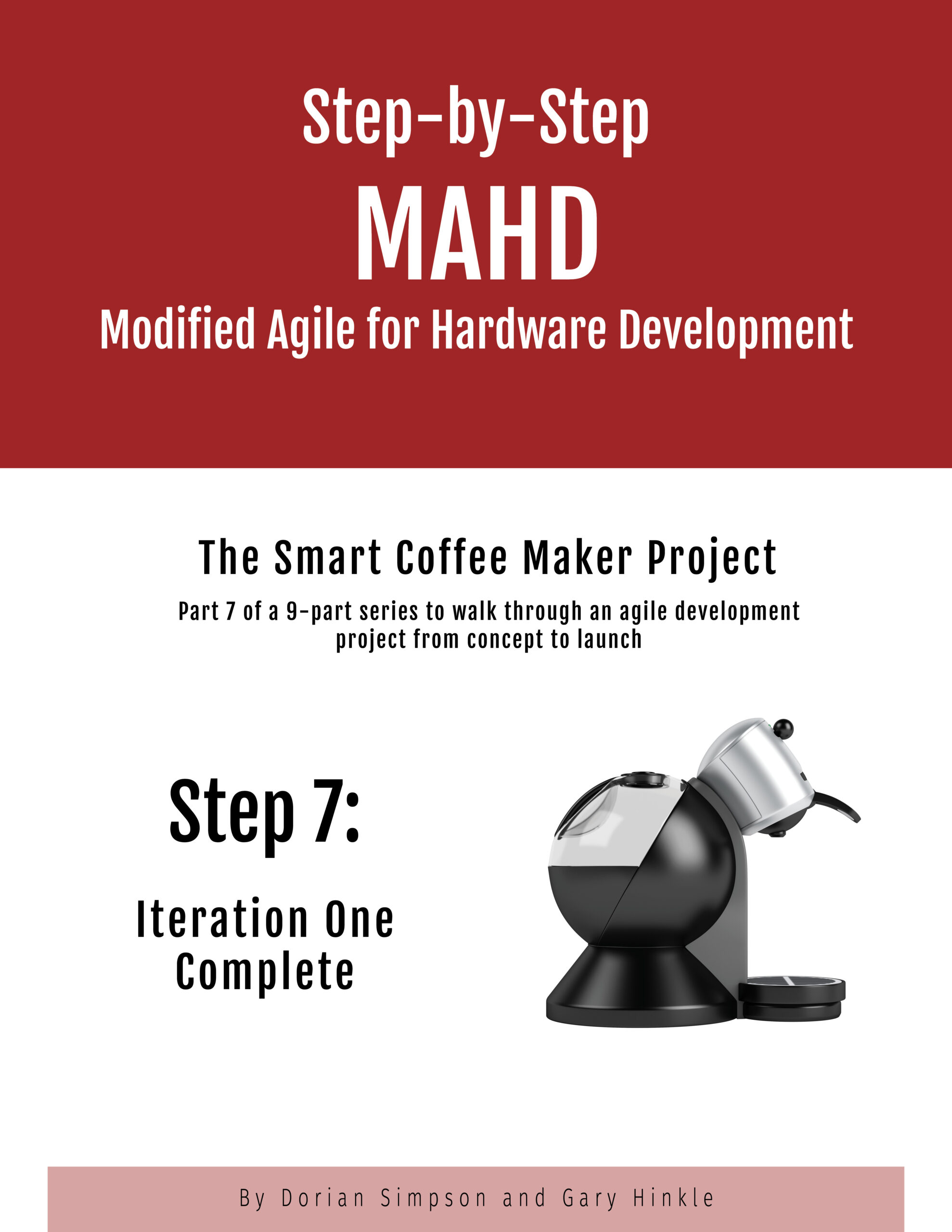 MAHD Step-by-Step Part 7 1st Iteration Compete