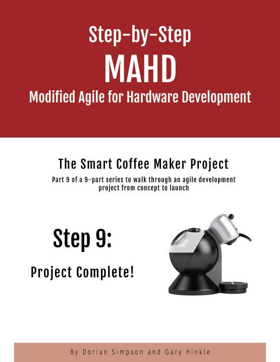 MAHD Step-by-Step Part 9 Project Cover 555