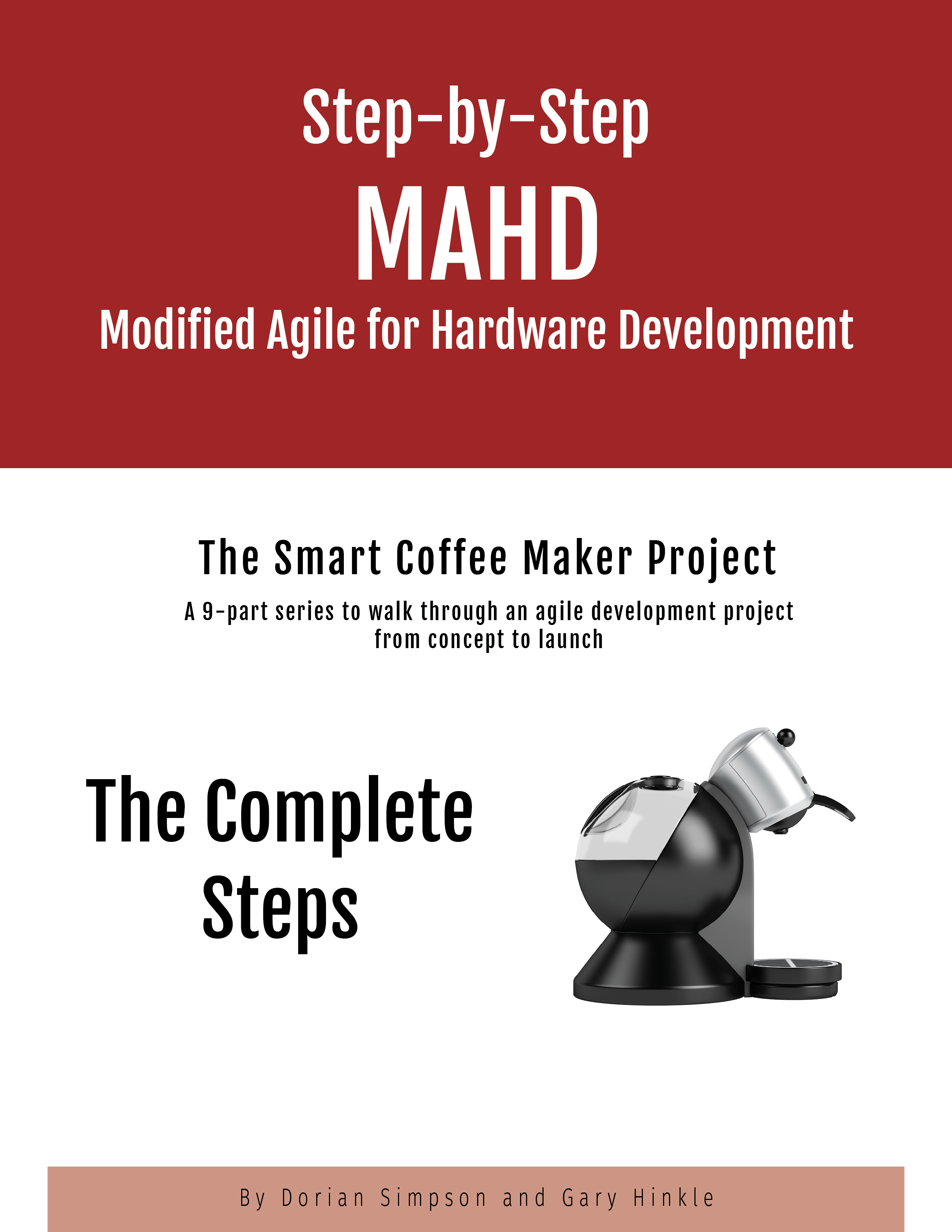 MAHD Step-by-Step All Steps Cover