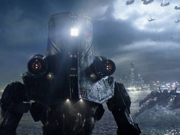 Movie Trailer: Third Pacific Rim trailer really sets the tone