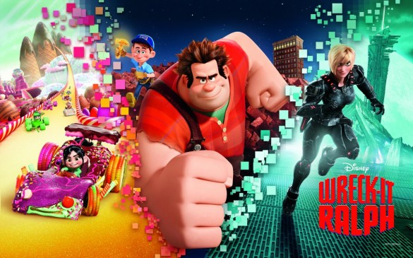 Oscar Review: Wreck-It Ralph (Best Animated)