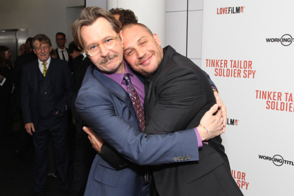 Movie News: Gary Oldman and Tom Hardy Teaming Up Again