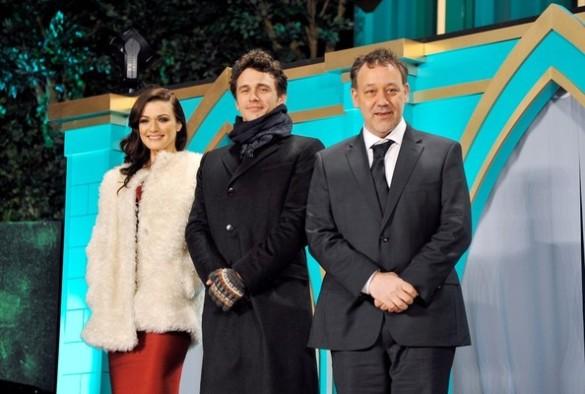 Movie News: Sam Raimi not doing Oz sequel