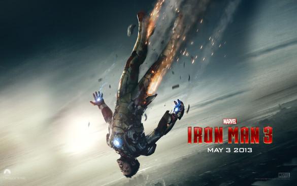 Movie News: No more Iron Man after Iron Man 3?
