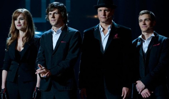 Movie News: Watch first four minutes of Now You See Me