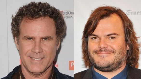 Movie News: Will Ferrell and Jack Black team up to play Tag