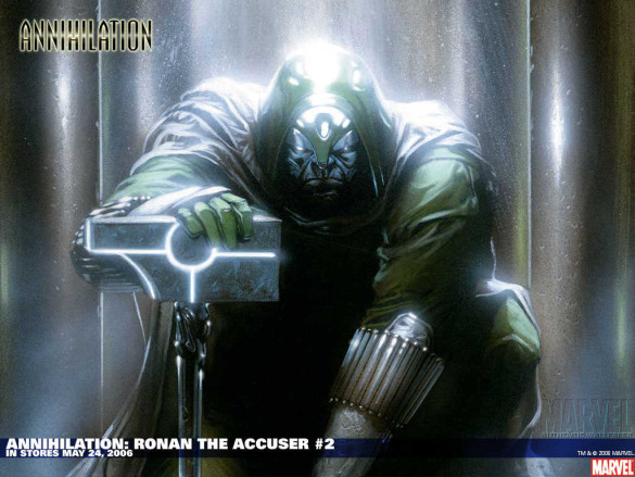 Movie News: Villain set for The Guardians of the Galaxy?