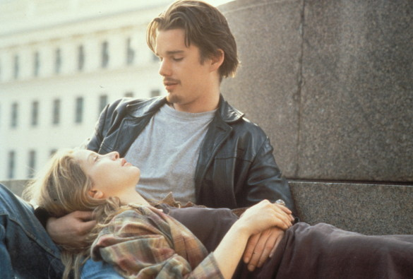 Movie Series: Before Sunrise (Before Trilogy)