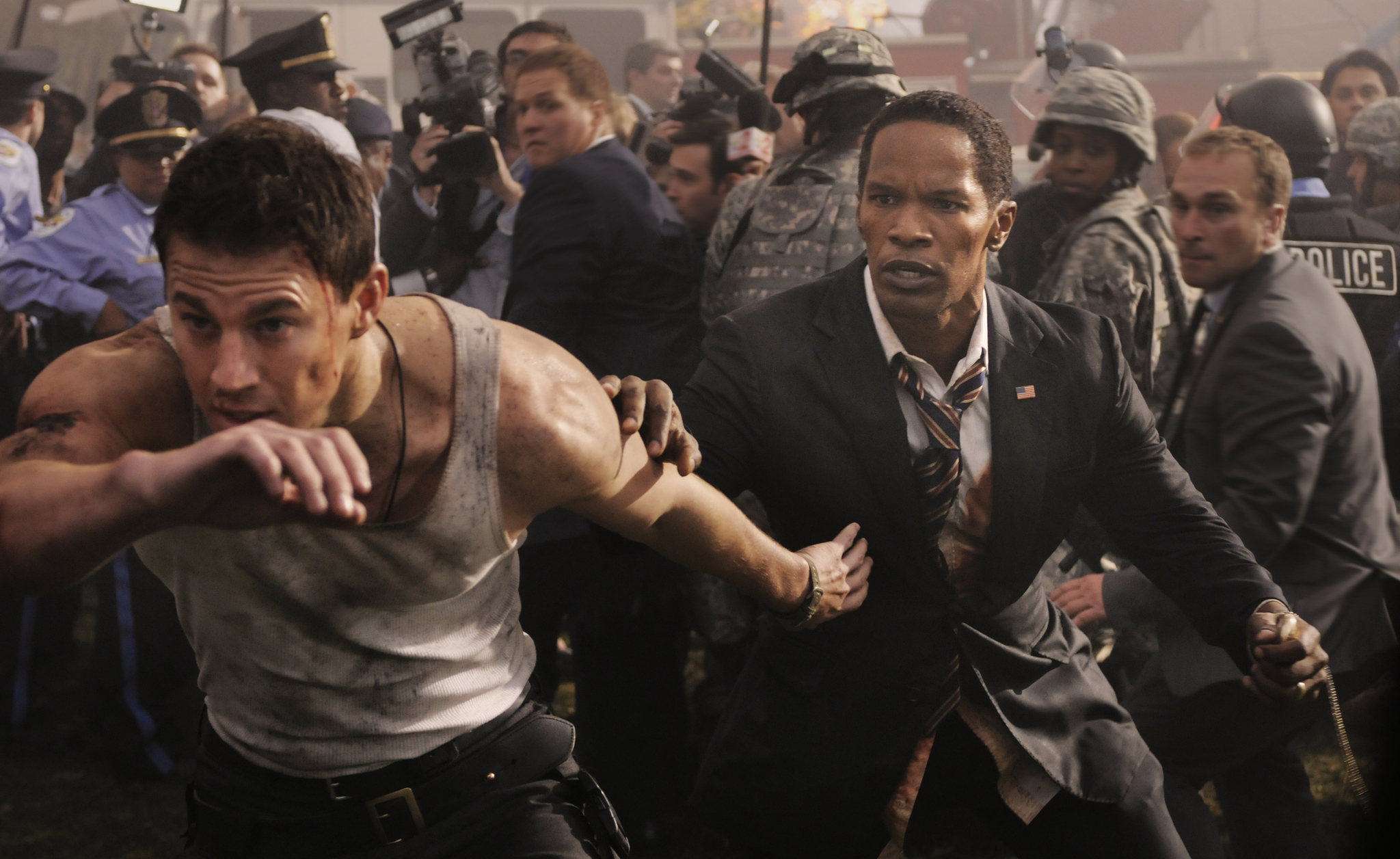 Movie Poll: Will White House Down be better than Olympus Has Fallen?