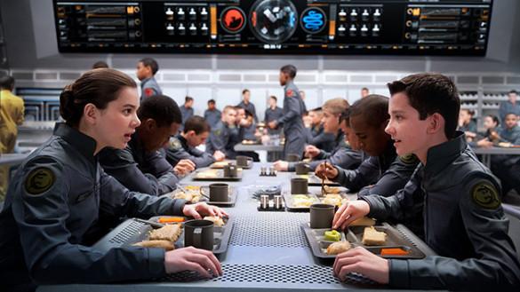 Movie News: Sneak Peak at Enders Game