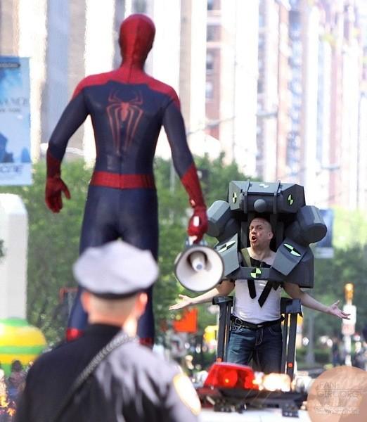 Paul Giamatti Rhino Spider-Man