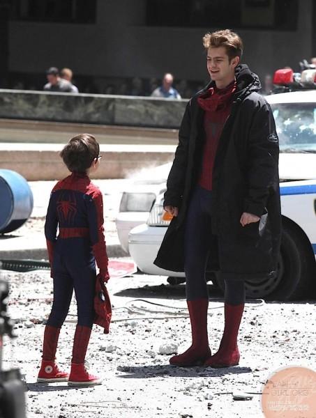 Spider Man Sidekick