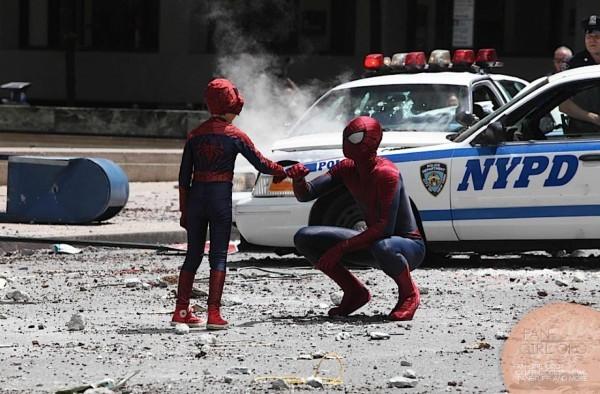 Spider Man Sidekick 2