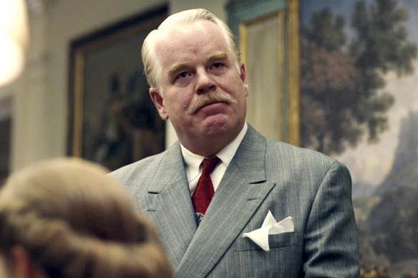 Movie News: Philip Seymour Hoffman joins Hardy, Rapace, and Oldman in Child 44