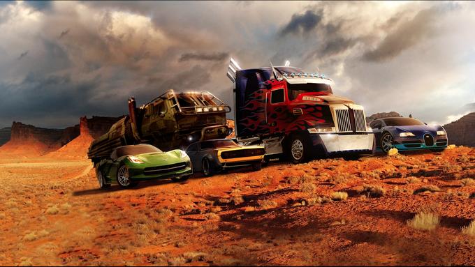Transformers 4 Autobots movie