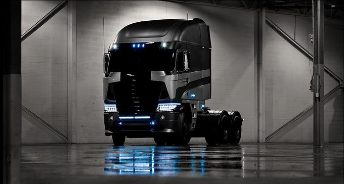 Transformers 4 New Truck