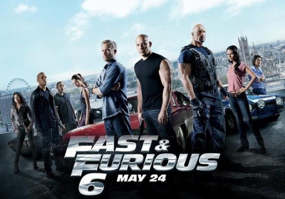 Box Office Report: Fast & Furious 6 races to the top spot again