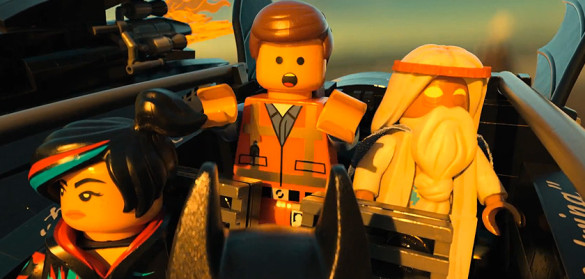 Movie Review: The Lego Movie is AWESOME!!