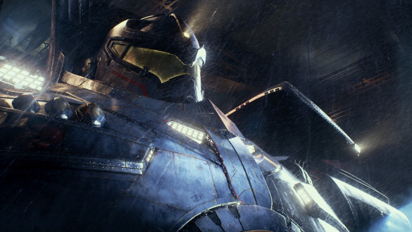 Movie Review: Pacific Rim brings the awesome