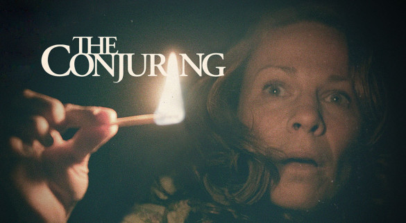Win The Conjuring on Blu-ray!