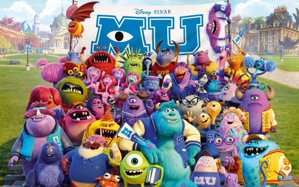 Box Office Report: Monsters U. stays at No. 1; The Heat has solid debut