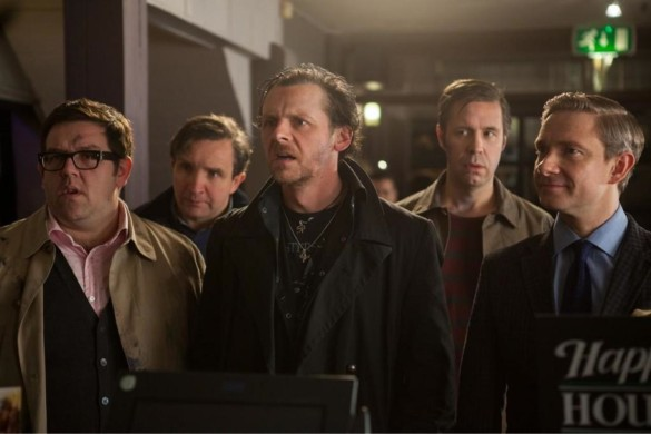 Movie Review: The World's End is amazing end to Cornetto trilogy
