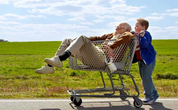Movie Review: Bad Grandpa has one hilarious grandson