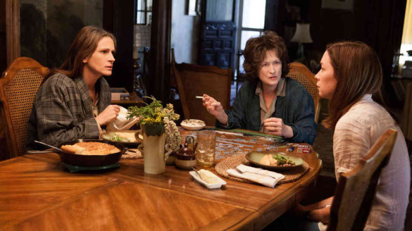 Movie Review: Everyone needs to relax in August: Osage County