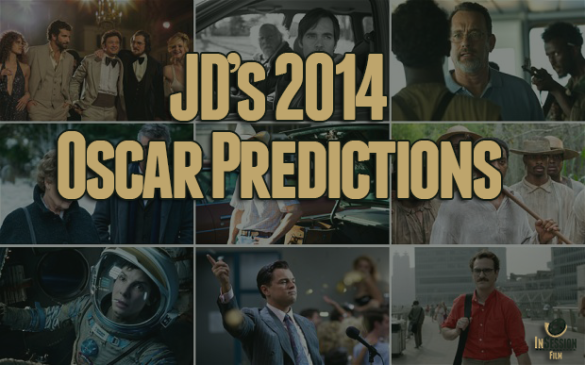 Featured: JD's 2014 Oscars Predictions