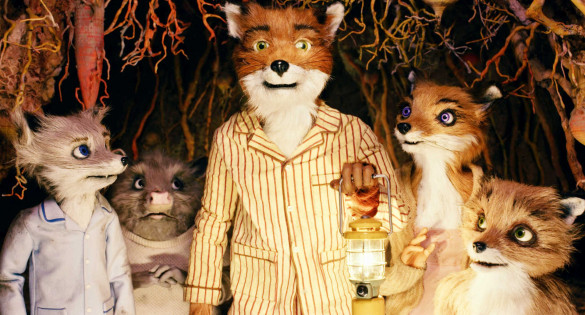 Movie Series Review: Fantastic Mr. Fox (Wes Anderson)