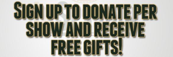Donate-Per-Show