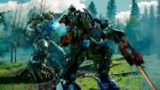 Megatron vs Optimus Prime