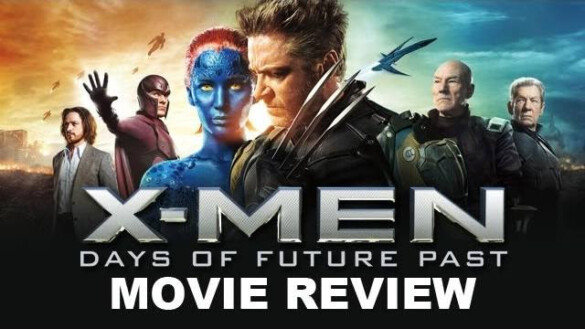 Days Of Future Past Video Review